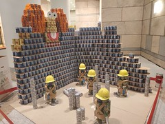 20191125_184642 (Kevin Borland) Tags: canstruction art cannedgoods districtofcolumbia usa