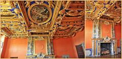 Chambre du Roi, Château d'Oiron, Oiron, Deux-Sèvres, France (claude lina) Tags: claudelina france deuxsèvres château castle châteaudoiron oiron
