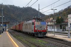 E652 005 I-MIR (Maurizio Boi) Tags: treno train zug rail railway railroad ferrovia eisenbahn locomotiva locomotive italy mercitaliarail imir e652 e652005 prototipo tigre
