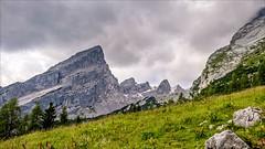 Family (Heinrich Plum) Tags: heinrichplum plum fuji xe2 xf1855mm watzmann wandern hiking mountains mountain berchtesgadenerland berchtesgadeneralpen berge berg berchtesgaden bergsteigen alpen alps bavaria bayern mountaineering autumn herbst latesummer spätsommer schönau