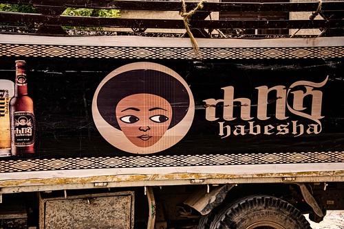 Habesha Beer Truck