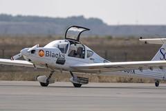 CFR5551 Grob G109b Aerosparx (Carlos F1) Tags: nikon aircraft airplane aeroplane avion aeronave festaalcel airshow festivalaereo festival planespotter spotting lleida lerida ild alguaire spain aerosparx g109b grob acrobatic aerobatic aerobatics