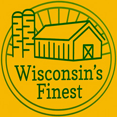 Wisconsin's Finest (Timothy Valentine) Tags: squaredcircle shopping 1119 packaging large tomarket logo 2019 cheese whitman massachusetts unitedstatesofamerica