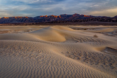 Morning Desert Light (Jeff Sullivan (www.JeffSullivanPhotography.com)) Tags: morning light sand dunes death valley national park nationalpark california usa eastern sierra landscape nature travel photography canon eos 5d mark iv photo copyright 2018 jeff sullivan december