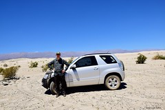 A mi manera / My way (pepelara56) Tags: dunas offroad suzuki