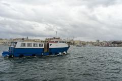 Motobarca (fe_pop on&off) Tags: motobarca brindisi porto harbor nuvole mare maredinverno marenostrum lungomare puglia weareinpuglia boat