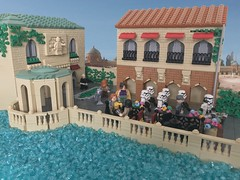Imperial Patrol: Naboo (Odyssey Builds) Tags: lego star wars empire imperial patrol naboo palpatine