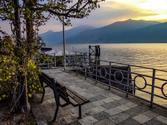 Sit on the bench and enjoy watching the sunrise in Lake Como, Italy. (catching image memories) Tags: lakecomo italy lake sunrise earlymorning morning water nature holiday vacation travelling travelphotography travel lakefront lakeside flickrcentral beautifulcapture inexplore explore trending follow following follower followers view views comment comments favorites favorite faves fave creative flickr public bench overtheexellence award popular photography choice europeeuropa