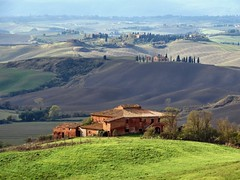 Ombre et lumière (Jolivillage) Tags: jolivillage paysage landscape paesaggio toscane tuscany toscana italie italy italia europe europa picturesque geotagged cretesenesi