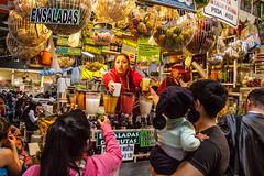 Take your drinks, Cuenca (klauslang99) Tags: klauslang market sales stand drinks food cuenca ecuador people streetphotography