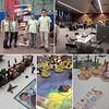 Samedi dernier, Ludopoly était à Pernes en Artois pour une animation autour du jeux de société moderne. #j2s #jeuxdesociete #nofilter #pernesenartois