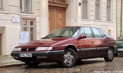 Citroën XM (Wouter Bregman) Tags: bal1962 citroën xm citroënxm christinenstrase christinenstrasse berlin mitte berlijn germany deutschland duitsland allemagne герма́ния youngtimer old french car auto automobile voiture ancienne française france frankrijk vehicle outdoor