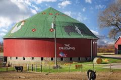 Red Barn Calloway (markburkhardt) Tags: