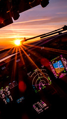 [Phone Wallpaper] B737 Cockpit sunset inbound to London Gatwick (gc232) Tags: phone wallpaper aviation avgeek pilot pilots airline airliners plane cockpit b737 boeing boeing737 737 737ng 737800 sunset sun stars canon g7x golfcharlie232 livefromtheflightdeck live from flight deck wallpapers free 1080p 1920 iphone samsung s10 s11