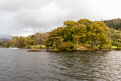 Holme Crag (Keith now in Wiltshire) Tags: lake water windermere lakedistrict nationalpark holmecrag hill tree woods shore mountain cumbria landscape england
