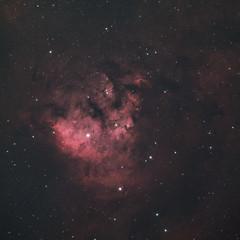 NGC 7822 (AstroBackyard) Tags: astrophotography nebula ngc 7822 telescope asi533 mc pro astronomy camera cepheus