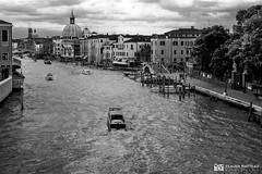 190703 Venise (clamato39) Tags: city sky italy water canal eau europe olympus ciel venise italie ville voyage trip urban blackandwhite bw monochrome noiretblanc urbain