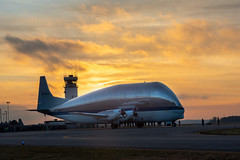 Orion Spacecraft Arrives in Ohio Aboard the Super Guppy (NASA's Marshall Space Flight Center) Tags: nasa marshallspaceflightcenter msfc rocket space artemis spacelaunchsystem orion orionspacecraft plumbrookstation moon2mars artemis1