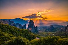 Meteora (Vagelis Pikoulas) Tags: meteora kalabaka kalampaka view greece europe travel autumn october 2019 canon 6d tokina 2470mm monastery nature landscape