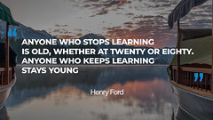 Quote by Henry Ford (persona.lab) Tags: quotes education thoughts emotions personality henryford
