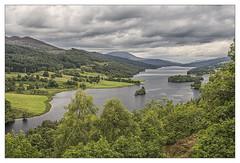Queens view (seth2252013) Tags: scotland loch view vista victoria
