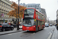 VH45154 LJ65FZL (PD3.) Tags: london bus buses england uk sight seeing sightseeing volvo wight united vh45154 vh 45154 lj65fzl lj65 fzl sovereign