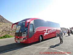 "2019 030303 MAN SUNSUNDEGUI SC7 Autobuses Lorenzo S.L MURCIA 7081KPD  AT CAPO DE GATA LIGHTHOUSE (Andrew Reynolds transport view) Tags: europe spain andalucia streetcar transport ""mass transit"" urban rural bus coach diesel passenger omnibus 2019 030303 man sunsundegui sc7 autobuses lorenzo sl murcia 7081kpd at capo de gata lighthouse"