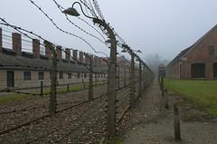 Auschwitz I (2) (Anders_3) Tags: auschwitz poland oświęcim ww2 history concentrationcamp holocaust barbedwire autumn nazism memorial auschwitzi secondworldwar 7s77091 nikon