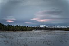 after sunset (Diana Klawitter) Tags: schweden fjällvattnet jämtland sunset västavattnan