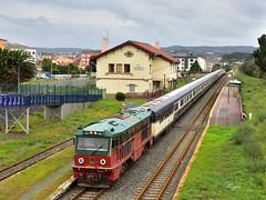 Xubia (**REGFA**) Tags: trasncantabrico feve renfe trenes turisticos ferrol 1657 1600 alsthom comboio via estrecha train galicia