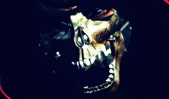 Anarchy... (Just~Ada) Tags: just~ada pendulum accesories mask skull anarchy