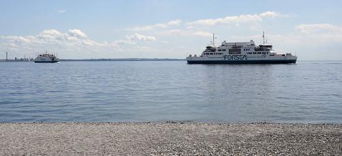 Helsingborg - Helsingør Ferry