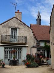 Bourbon Lancy - Saône-et-Loire (Cherryl.B) Tags: village pittoresque touristique tourisme bourgogne charolais maison médiéval