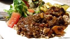 Stoofvlees met zoete aardappel en geurige specerijen (79) (Lien (notitie van Lien)) Tags: spices specerijen beef rund vlees meat stew stoofpot groenten vegetables
