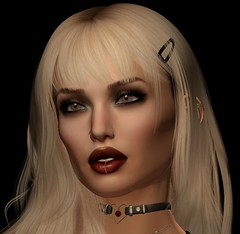 November Profile Pic (harperlabatt) Tags: sl secondlife profile blonde nofilter