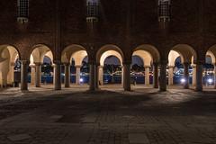 Innenhof Rathaus Stockholm (gerhard-pr) Tags: nacht schweden rathaus stockholm
