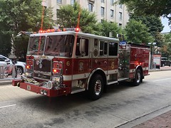 DC Fire EMS Engine 6 Shaw (Emergency_Vehicles) Tags: washington dc fire ems engine 6 shaw