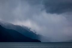 Andes, Lago Todos Los Santos (José Rambaud) Tags: andes andesrange lagotodoslossantos laketodoslossantos loslagos chile patagonia snow snowcapped nieve winter nubes clouds cloudscape cloudy lago lake paisaje paisagem paysage landscape