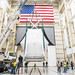 Orion spacecraft arrives at NASA's Plum Brook Station