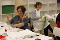 Lucia Peiró Lloret: Les Portadores, feminismo y textiles