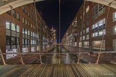 Kehrwiederfleet - 29101902 (Klaus Kehrls) Tags: hamburg speicherstadt architektur brücken fleete kehrwiederfleet nacht nachtaufnahme