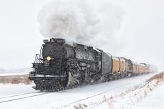 November 26, 2019 - No snowstorm will stop Big Boy. (Tony's Takes)