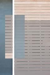 Minimalism Architecture Wynwood 001 (miamiphotographerone) Tags: minimalism miami miamibeach miamiphotographer miamidesigndistrict miamiriver love blue brown arquitectura architecture interiordesign picture print
