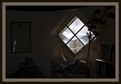 By Window Light (REM Photo) Tags: hww window windowwednesday onend jacumba desertviewtower
