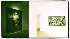 Robert Longo in Green (1elf12) Tags: robertlongo hallartfoundation schlos art kunst castle derneburg germany deutschland sammlung