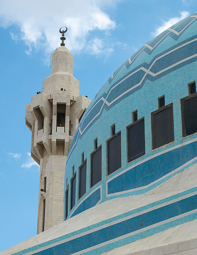 New mosque in Amman