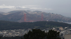 Morning View (charlottes flowers) Tags: goldengatebridge morning mist twinpeaks view sanfrancisco