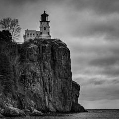 Split Rock Lighthouse Panorama (Walt Polley) Tags: 24120mmf4gednnikkor minnesota nikond500 northshore splitrocklighthouse lighthouse ©walterpolley