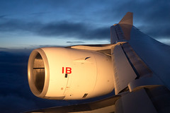 EC-IZY Iberia A340-600 Arriving into London Heathrow (Vanquish-Photography) Tags: ecizy iberia a340600 arriving london heathrow vanquish photography vanquishphotography ryan taylor ryantaylor aviation railway canon eos 7d 6d 80d aeroplane train spotting