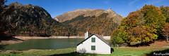 Bious-Artigue (penelope64) Tags: olympusem1 pyrénées pyrénéesatlantiques béarn montagne mountain automne panoramique forêt forest
